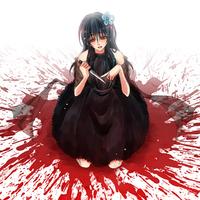 血襖斬り画像