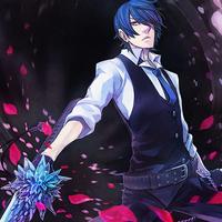 薔薇の剣戟画像
