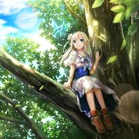 世界樹の花画像