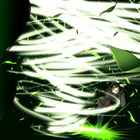 木の葉竜巻の術画像