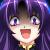 紫色のお気楽狐・ラヴィス