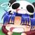 熊猫の宿主・ハロルド