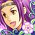 艶風に舞う煌紫の華・アコ