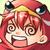 狂気が乱舞の赤ペンギン・ヒナタ
