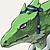 紫眼の緑鱗・ボルチュ