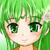 新緑の花嫁・カタリナ