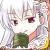 葛城・螢(白き髪の巫女・b66584)