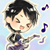 グラーレア・ケラスス(水月のギタリスト・b71017)