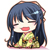 天堂・喜久子(寒風に揺れる菊花一輪・b77602)