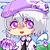 白藤・暁里(銀紫の東雲・b81365)